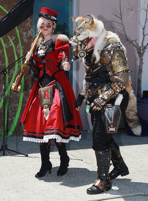 steampunk-red-riding-hood