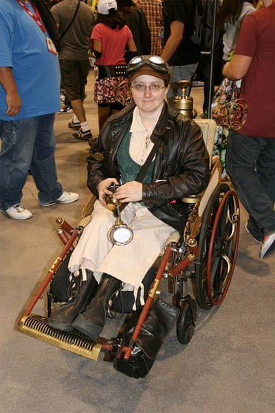 steampunk-wheelchair